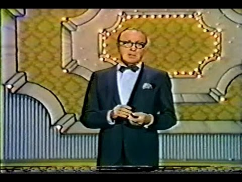 Jack Benny on Hollywood Palace - with Petula Clark and Johnny Mathis (Feb 4, 1967)