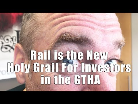 Rail is the New Holy Grail For Investors in the GTHA
