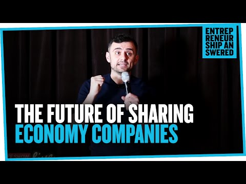 The Future of Sharing Economy Companies
