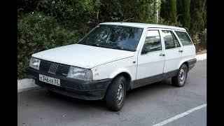 Галерея автомобилей | Fiat Regata в России