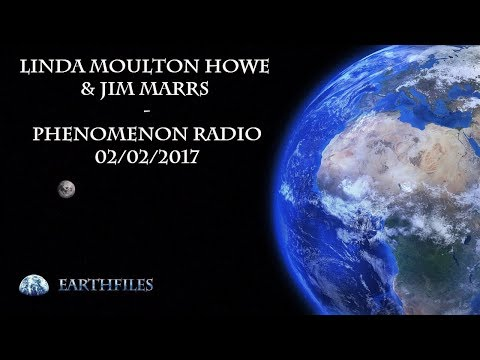 Linda Moulton Howe & Jim Marrs