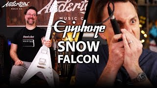 Скачать Chaptain Half With Their Debut Single Snow Falcon Epiphone Snow Falcon Review