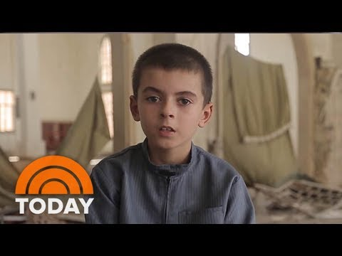 Boy In ISIS Propaganda Video Claims To Be 10-year-old American | TODAY