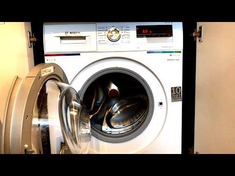 Стиральная машина Bosch WILL2426EOE. Отзыв и обзор