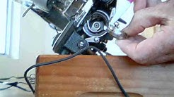 Fix for sewing machine, thread tension problem.