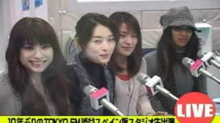 SPEED TOKYO FM公開生収録
