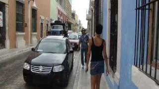 De Turismo en Campeche/ Fanny Lu