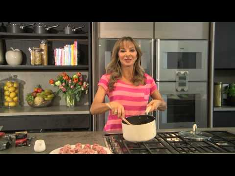 Annabel Karmel's Meatball Goulash