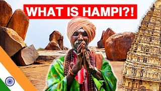 WHAT IS HAMPI? | Exploring India's Lost City