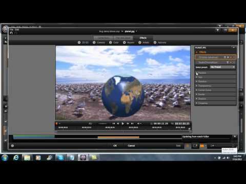 Pinnacle Studio 16 Create An Animated TV Logo ID In 5 Min. Paul Holtz And Studio Backlot