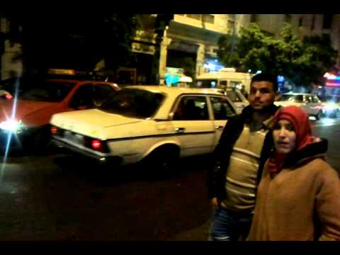 How to get a taxi in Casablanca?