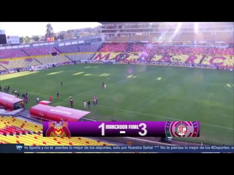 Liga MX Femenil: Monarcas Morelia vs Toluca