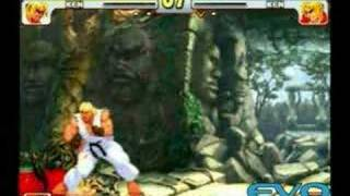 Evo Finals 2006: Daigo (1P) Vs. Valle (2P) 3rd Strike Semifinal Match