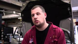 Alex Mallia talks about Vehicle Maintenance & Repair