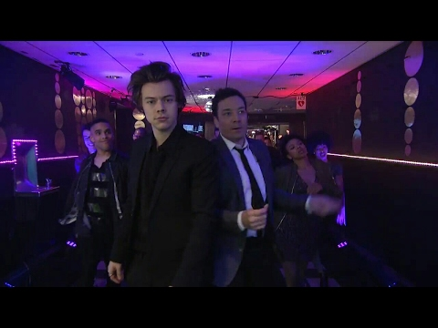 "Thumbnail: Harry Styles - SNL Opening with Jimmy Fallon ""Let's Dance Monologue"" [CUT]"