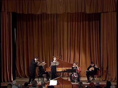 Georg Philipp Telemann, Ouverture-Suite TWV 55:g8,  G minor - 3. Passepied