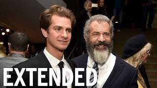 Mel Gibson Goes Behind The Camera For 'Hacksaw Ridge' | EXTENDED