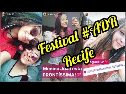 Flokiis FESTIVAL #ADR - Recife ‹ #ADR NEWS ›
