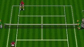 Sega Genesis Sport Games Part 1