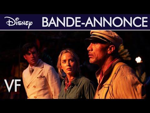 Jungle Cruise - Bande-annonce officielle (VF) | Disney