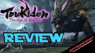 SlasherJPC: Toukiden - The Age of Demons Review [PSVita gameplay]
