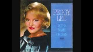 Watch Peggy Lee When In Rome i Do As The Romans Do video