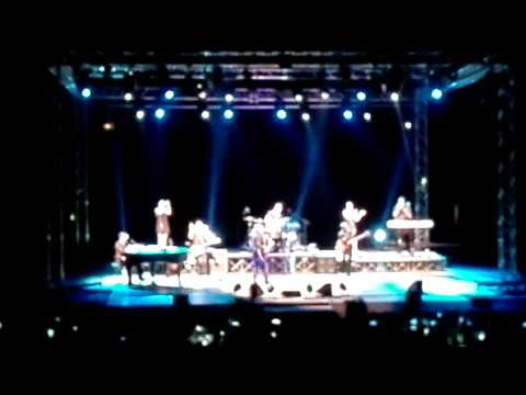 Stand by me Michael Bolton intro live Palermo 02-08-2017