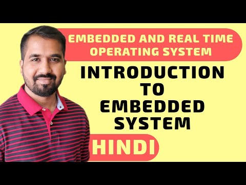 Introduction To Embedded System Explained In Hindi L Embedded And Real Time Operating System Course