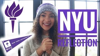 First Semester of College Experience ♡ New York University: Tisch ♡