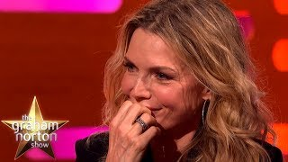 connectYoutube - Michelle Pfeiffer Reacts to Being Mentioned in Uptown Funk | The Graham Norton Show