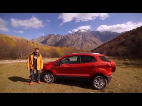 Ford Ecosport Тест драйв. Игорь Бурцев.