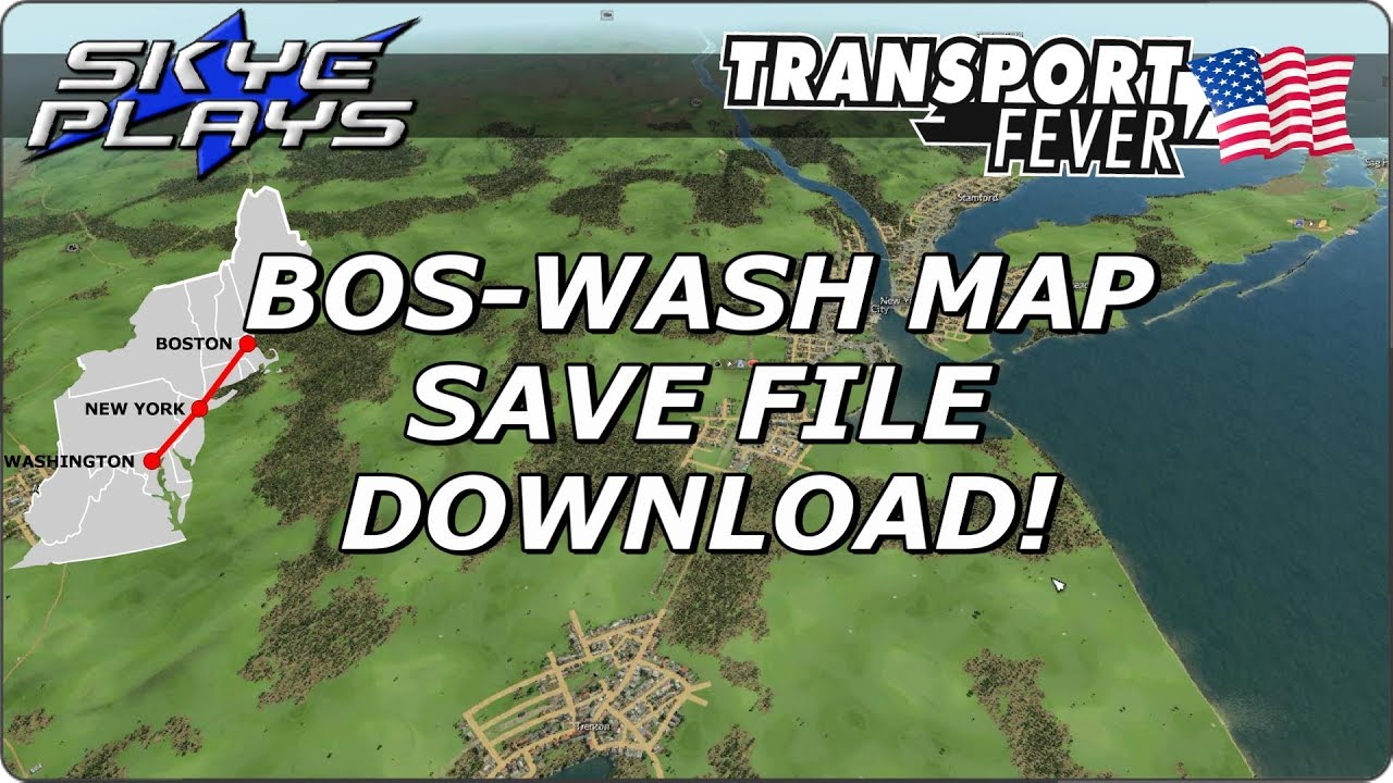 transport fever download save game