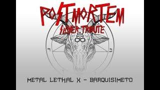 Postmortem - Postmortem/Raining Blood/Black Magic (Slayer Tribute) - Metal Lethal X