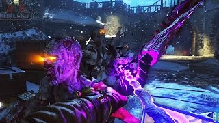 """Black Ops 3 ZOMBIES """"DER EISENDRACHE"""" - SKULLCRUSHER UPGRADED BOW GUIDE! (BO3 Zombies)"""