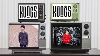 Kungs, Stargate - Be Right Here ft. GOLDN