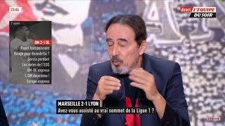 L'Équipe du soir 10/11 Payet buteur, Marseille 2-1 Lyon, Rouge pour Benedetto ? Garcia perdant