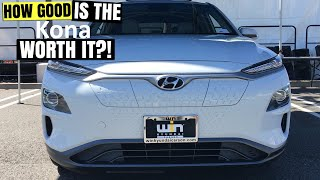 2019 Hyundai Kona Electric | Tesla Model Y Competition?