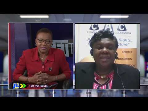 Get The Facts with Consumer Affairs Commission Dolsie Allen CEO Part 1
