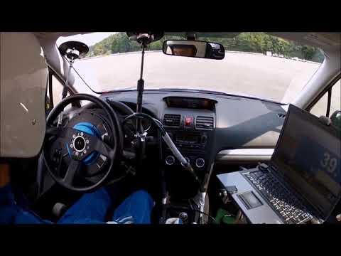 Fishhook / Roll Stability Testing