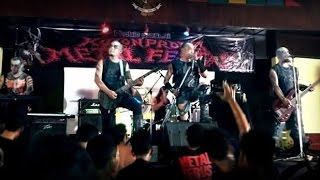 SOULSICK - Lembah Jawa - Live @Kulonprogo Metal Fest #3