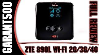 ZTE 890L 2G/3G/4G LTE Wi-Fi роутер. Полный обзор!