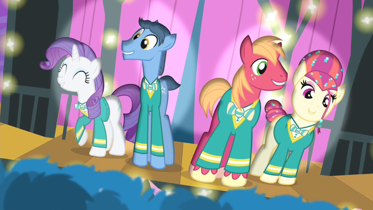 indonesian my little pony find the music in you hd youtube