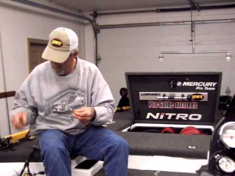 January 7 2015 table rock fishing report with pete for Pete wenners fishing report