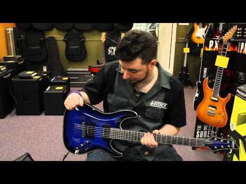 Northwest Guitars: Schector Blackjack SLS C1-P