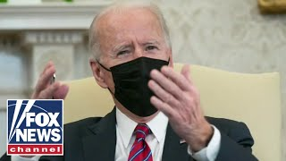 $15 minimum wage disqualified from Biden's stimulus bill