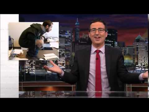 John Oliver- Gender Prejudice and Wage Gap