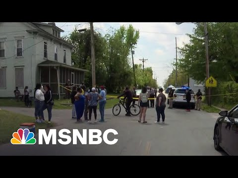 Family of Andrew Brown Unable To View Body Cam Footage Until Police Make Redactions | MSNBC