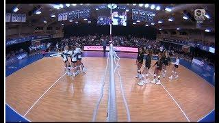 Stanford v BYU, 8/31/2018, Women's Volleyball
