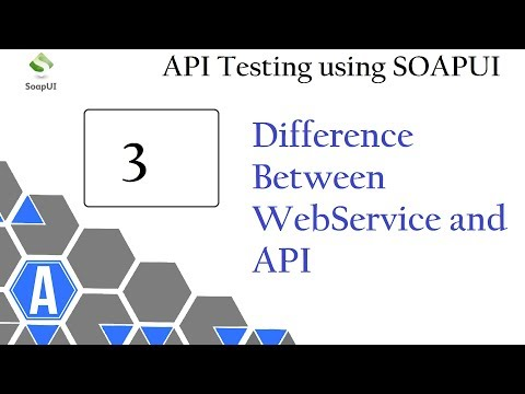 Web Service Testing: Difference b/w WebService & API [Call/WhatsApp +91-8743913121 Buy Full Course]