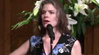 """Erin McGaughan Sings """"I Can Do That""""—Seattle Unity Church—04-13-2014"""